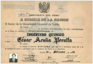 TITULO INGENIERIA VENTA COLOMBIA